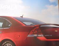 2013 Chevrolet Impala, LTZ LT LS Dlx Brochure, Original Xlnt 13