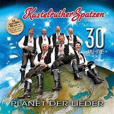 Kastelruther Spatzen 30 Jahre-Planet der Lieder (2013) [2 CD]