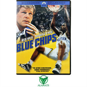Blue Chips Shaquille Oneal Region 1 DVD [M]