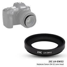 52mm Screw-in Lens Hood for CanonRF 35mm f/1.8 Macro IS STM Lens on Canon R RP