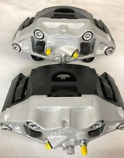 Audi A8 4E2,4E8 A6 ALL ROAD 4FH,C6 8ED,B7 FRONT BRAKE CALIPERS WITH CARRIERS 736