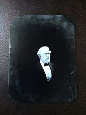 Civil War Major General Robert E Lee tintype C516RP