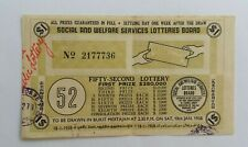 1958 52nd Lottery drawn in Bukit Mertajam
