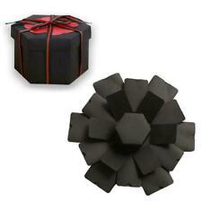 DIY Surprise Explosion Box Creative Hexagon Anniversary Album Photo Box GIFT