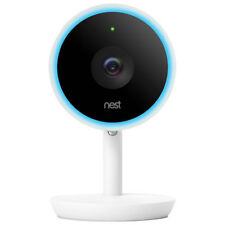 Nest Cam IQ Wi-Fi Indoor 1080p IP Camera - White
