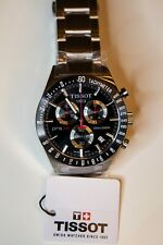 TISSOT PRS 516 Men's Stainless Steel Chronograph Watch T044.417.21.051.00