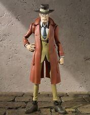 Lupin III Zenigata S.H. SH Figuarts TAMASHII EXCLUSIVE Action Figure BANDAI