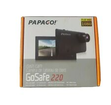 """Papago GoSafe 220 Full HD Dash Camera with 2.7"""" LCD Screen #GS2208G"""
