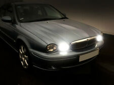 2x Jaguar X-Type 2001 - 2009 White LED Xenon Sidelight Light Bulbs Canbus *SALE*