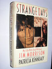 Strange Days Life with Jim Morrison Patricia Kennealy HB 1st edition The Doors