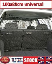 Pet Guard Net Car Safety Dog Barrier Mesh Protector Hatchback Universal 100x80cm