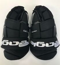 "New Pro stock Eagle Talon 200 Pro 14"" senior glove hockey gloves Extended cuff"
