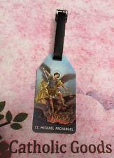 St. Saint Michael the Archangel - Luggage Tag