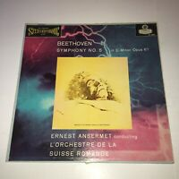 Beethoven, Symphony No.5 In C-Minor Op.67 / Ernest Ansermet
