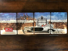 Disney 101 Dalmatians Collector Plates Bradford Exchange Complete Set of 4