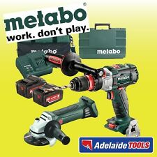 Metabo 18V 5.2Ah 2 Piece Li-Ion CORDLESS BRUSHLESS Combo Kit - SBLTXBLI-W18