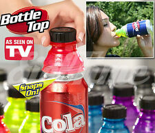 Bottle Top™ TAPPO BORRACCIA TRASPORMA IN  BOTTIGLIA LA LATTINA  COCA COLA BIRRA