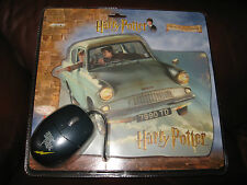"HARRY POTTER ""CHAMBER OF SECRETS"" PS2 OPTICAL MOUSE+MOUSEMAT PACK STILL SEALED."