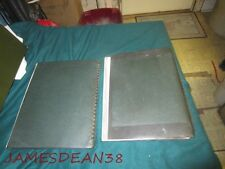 1987 ST CROIX COUNTY WISCONSIN PICTORIAL ATLAS 2 VOLUMES