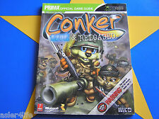 CONKER LIVE & RELOADED - STRATEGY GUIDE