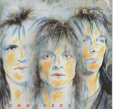 Stage Dolls ‎– Commandos CD  New
