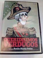 DVD QUERIDISIMOS VERDUGOS UN FILM DE BASILIO MARTIN PATINO