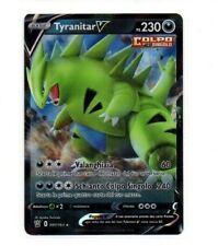 TYRANITAR V 97 097/163 - ITA Pokemon Spada e Scudo STILI DI LOTTA