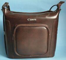 CANON Fototasche Vintage braun