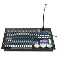 110V DMX512 Controller 1024 Channels Console DJ Laser Operator Lighting Control