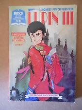 LUPIN III n°13 1995 edizione Star Comics  [G657]  - BUONO