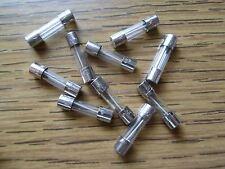 ESKA G-Sicherungseinsätze 0,315A 250V DIN41662 Träge Nr. 522.500 *10 Stück *Neu*