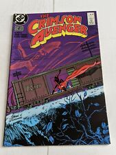 The Crimson Avenger #2 July 1988 DC Comics Limited Series