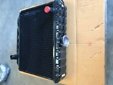 M151 VEHICLE FAMILY, MILITARY JEEP, RADIATOR, WITH CAP