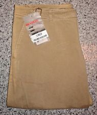 "PRADA SPC52P Gabardine T.C. Vintage Beige Chino Casual Trousers>W40""/L33,5"""