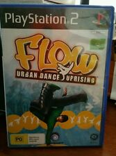Flow Urban Dance Uprising (no booklet) PLAYSTATION 2 PS2  -FREE POST
