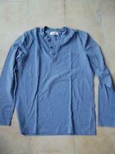 * Cooles blaues Langarm Shirt Mexx - Gr. M *