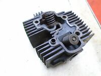 Honda 90 200 CA CA200 Engine Cylinder Head 1965 SM428