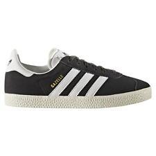 adidas Originals Gazelle Trainers Grey Trefoil Junior Kids Shoes Sneakers Sports