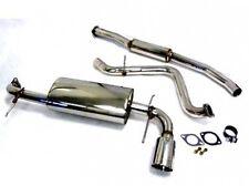 OBX Free Flow Catback Exhaust Fits For 2008 & 2009 Subaru Impreza WRX 2.5L Wagon