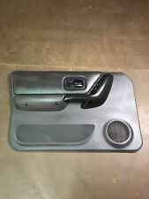 97-01 JEEP CHEROKEE XJ SPORT CLASSIC POWER DRIVER SIDE DOOR PANEL AGATE OEM