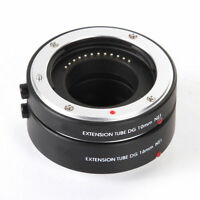 Automatic Macro Extension Tube Set 10mm+16mm Fr Nikon J1 J2 V1 Mount Camera Lens