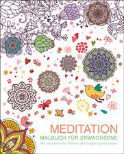 Malbuch für Erwachsene: Meditation |  |  9783741520723