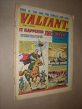 VALIANT. BOYS COMIC. 1965 OCTOBER 16th.
