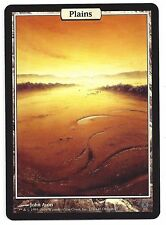 Plaine - Plain - Unhinged - magic - mtg - FOIL