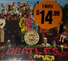 THE BEATLES Sgt. Peppers Lonely Hearts Club Band Aus 1987 Press Still Sealed
