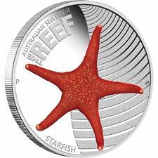 COMPLETE SET of 5! Australian Sea Life II - 5 x  Proof Silver 1/2oz Coins