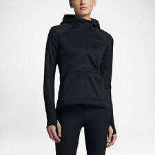 SIZE SMALL WOMENS NIKE THERMA FULL ZIP HOODIE JACKET