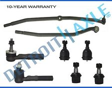 New 8pc Complete Front Suspension Kit for Ram [1500 8-Lug] 2500 4x4 / 4WD