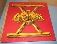 COMMODORES HEROES LP NM Motown M8-939M1