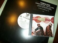 Timbaland       **PROMO VINYL / CD LOT**      Clock Strikes  --  For DJ's Only